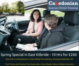 East Kilbride driving instructors