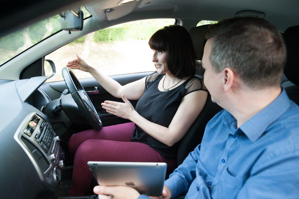 Lanark driving instructors