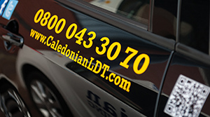 Caledonian Young Driver
