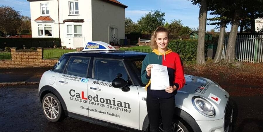 driving lessons glasgow west